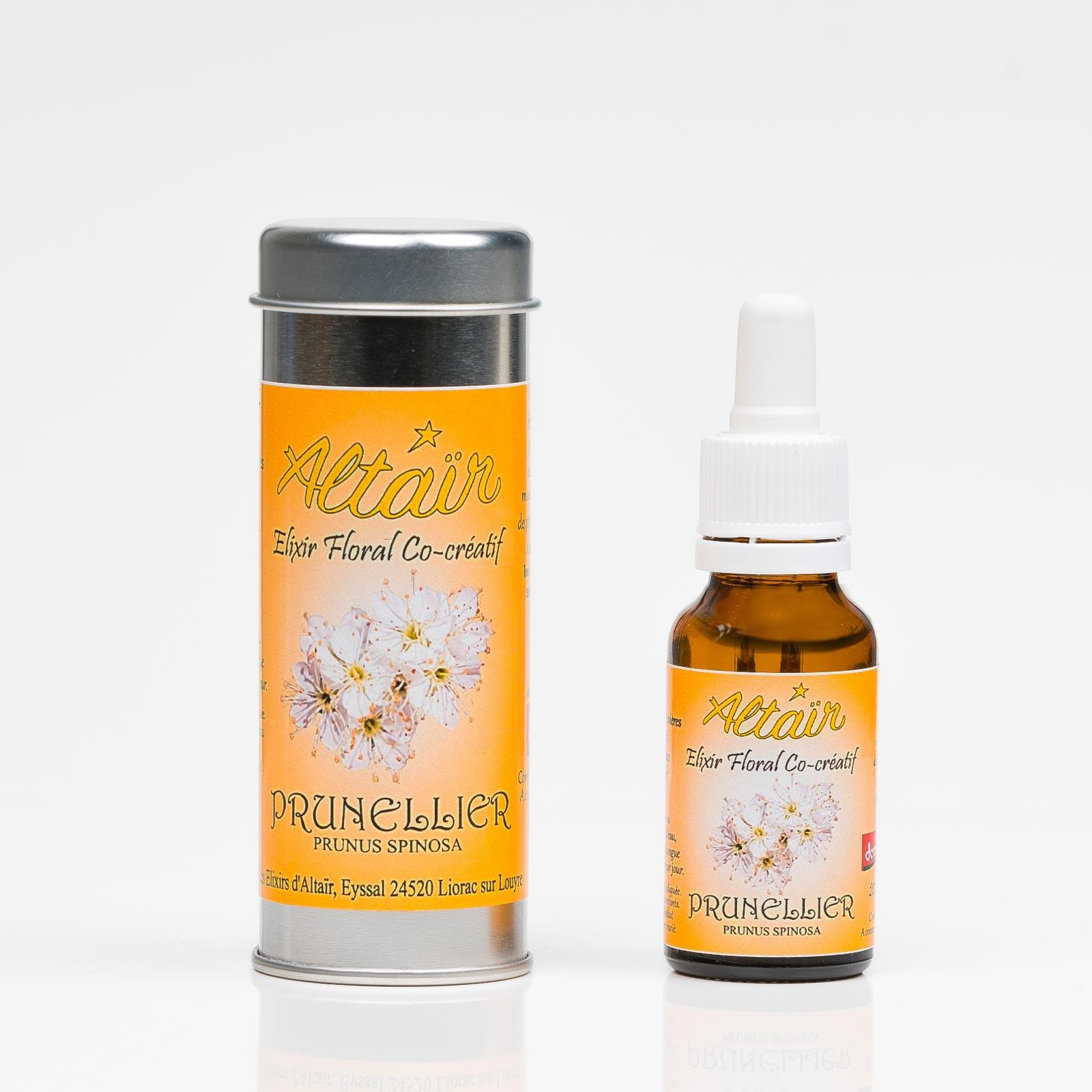 Prunellier 329  Elixirs floraux