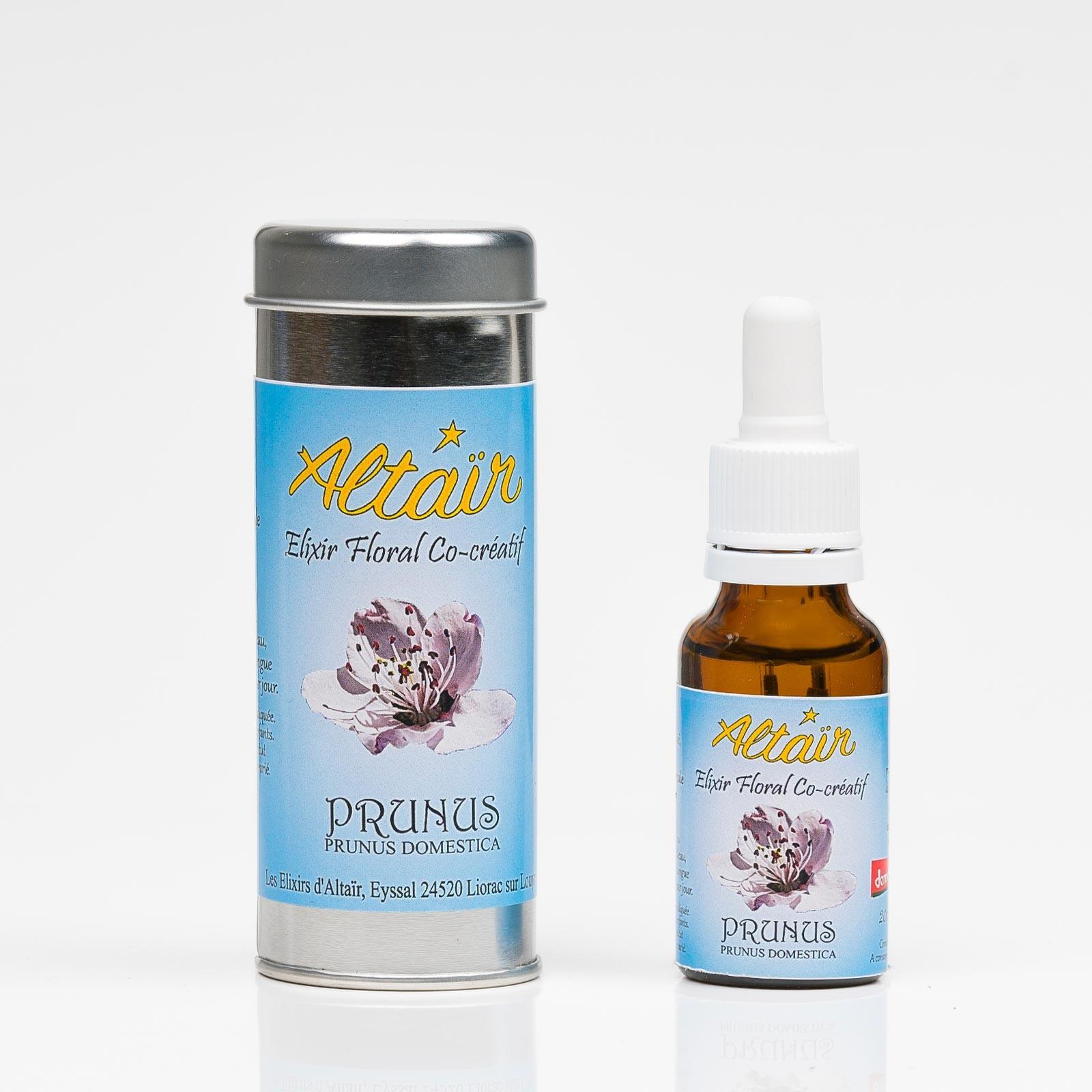 Prunus 330  Elixirs floraux