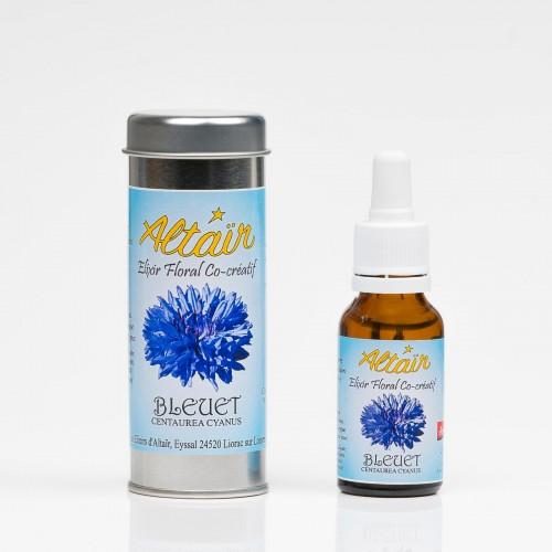 Bleuet 303  Elixirs floraux