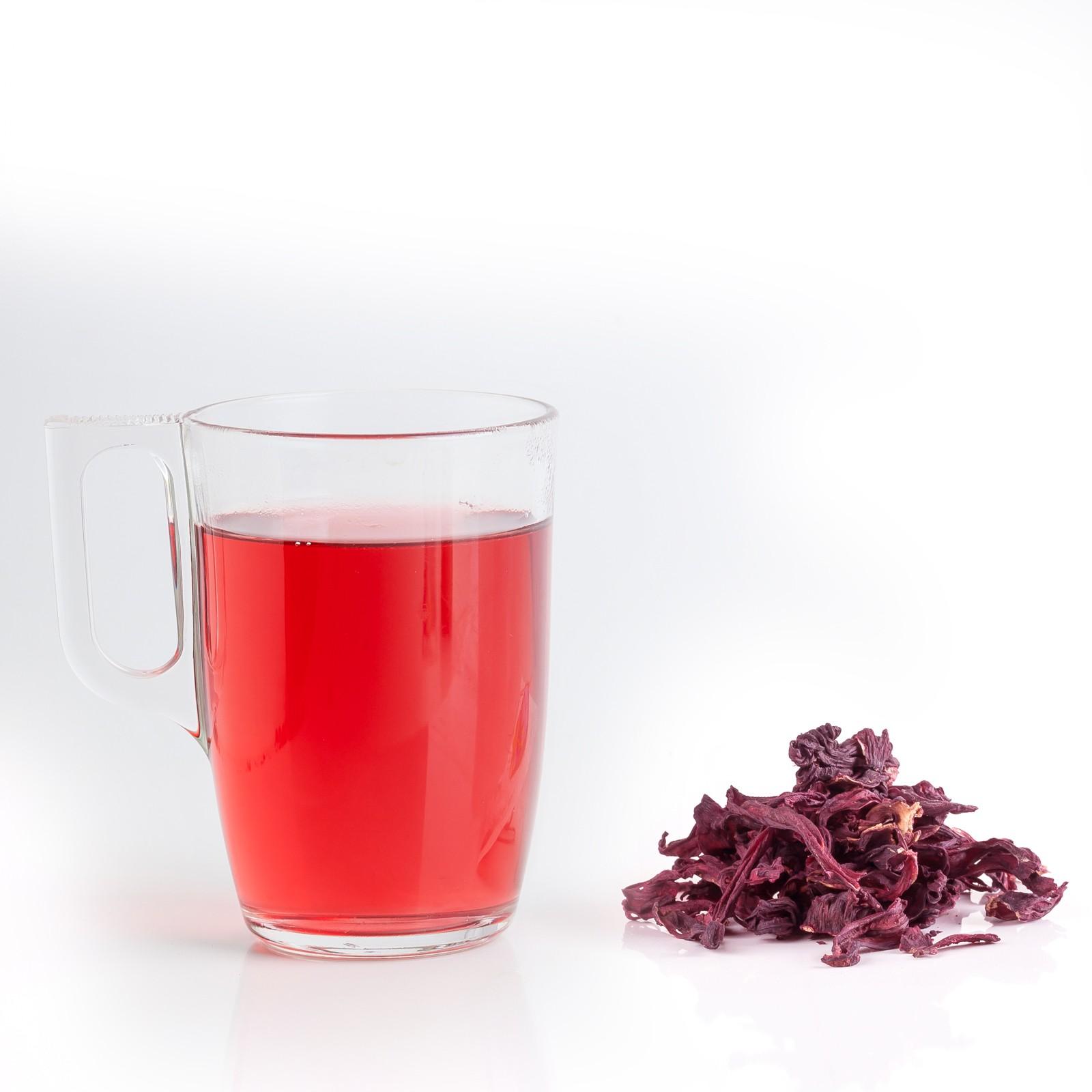 Hibiscus (Karkadé) 221  Tisanes & infusions